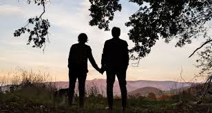 Image result for old woman and young boy couple