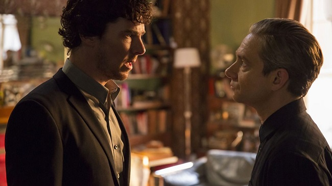 sherlock as one of the best netflix series