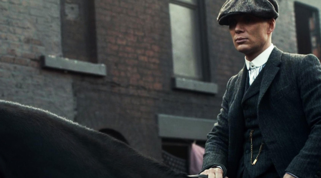 peaky blinders - netflix shows