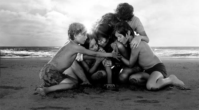 best netflix original movies - roma