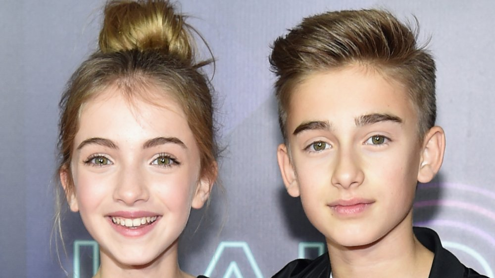 Lauren Orlando, Johnny Orlando