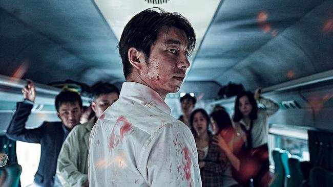 best netflix horror movies - train to busan