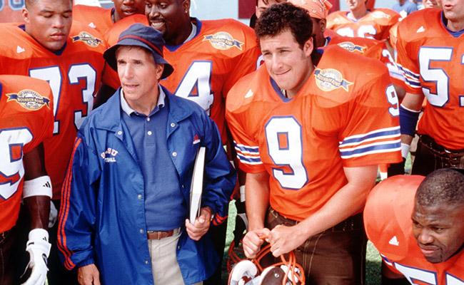good comedies on netflix - the waterboy