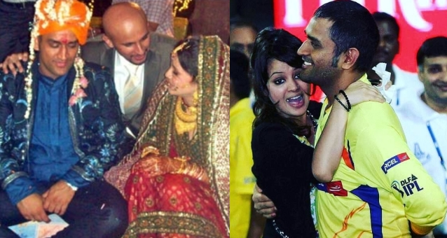 Finally Sakshi Reveals that This Cricketer Helped to Bring Dhoni and Me Together forever