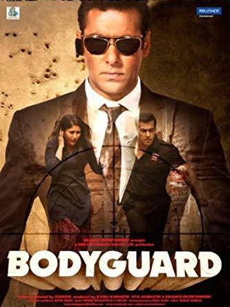 Image result for bodyguard salman khan movie