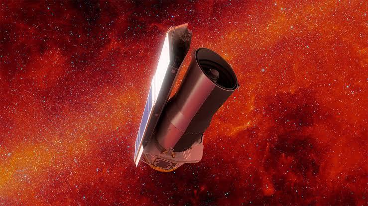 NASA bids farewell to iconic Spitzer Space Telescope