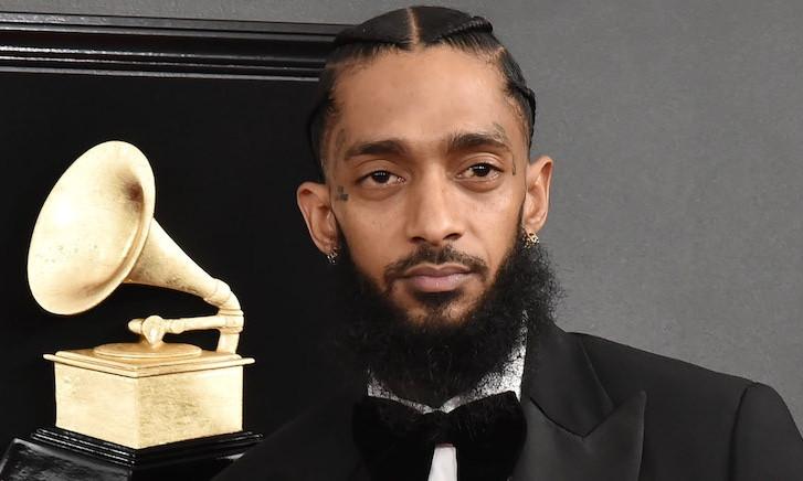 John Legend Helps Lead Nipsey Hussle Grammys Tribute