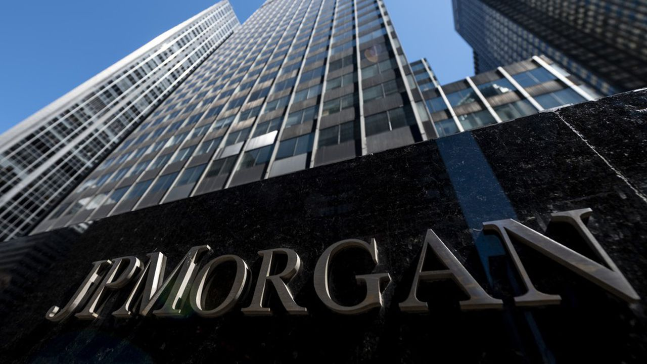 Banks to adopt blockchain in the next three to five years: JPMorgan