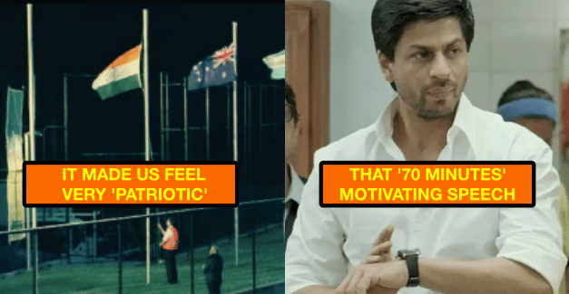 10 Solid Reasons which Prove Why Bollywood Need More Movies like 'Chak De India'