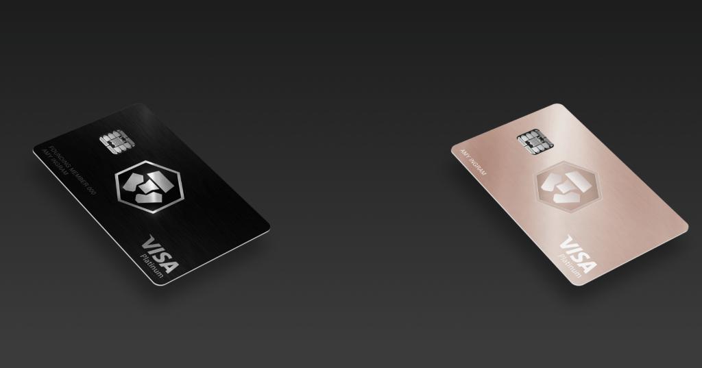crypto bank card