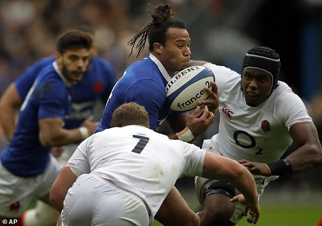 The sole positive from England's loss to France