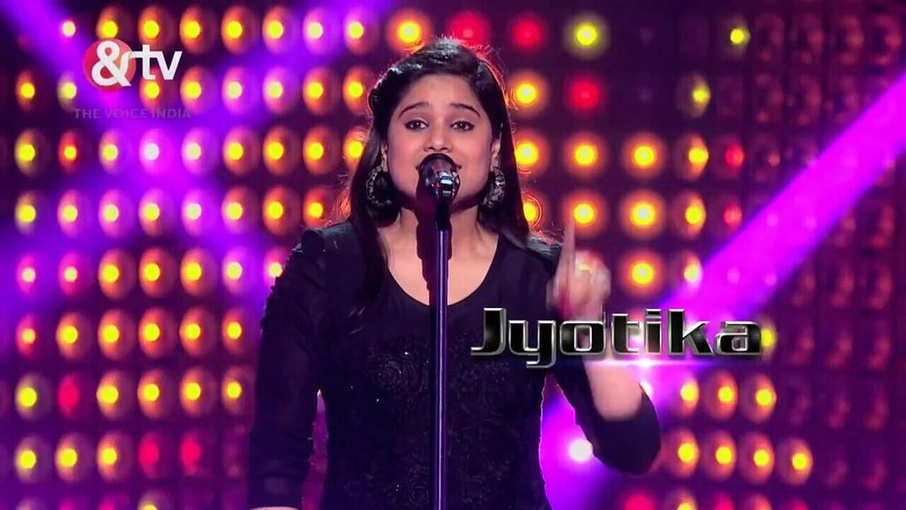 Image result for Jyotica Tangri in the voice