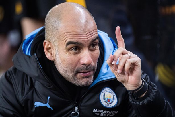 'I will be here', says City boss Guardiola