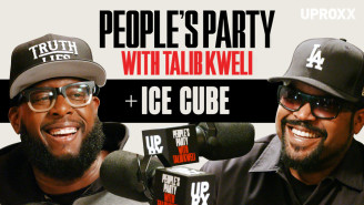 Talib Kweli & Ice Cube Talk N.W.A., East vs. West, Squashing Beefs, 'Friday,' BIG3