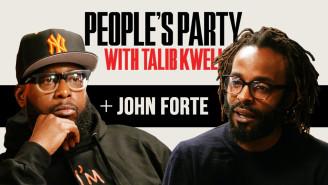 Talib Kweli And John Forte Talk Fugees, Lauryn Hill, Prison Time, DMX Cypher, Rawkus