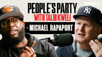 "Talib Kweli & Michael Rapaport Talk ""Ashy Ankles"" Controversy, N-Word, ATCQ, HipHop"