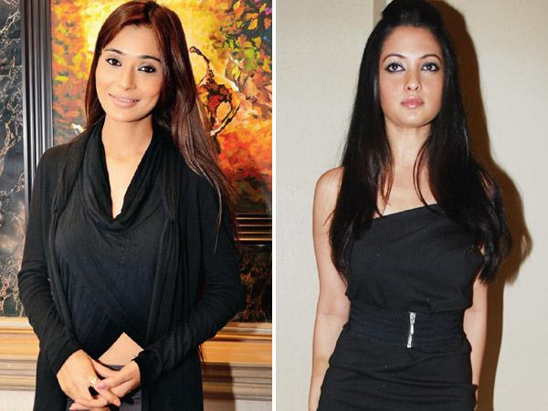 Sara Khan and Riya Sen