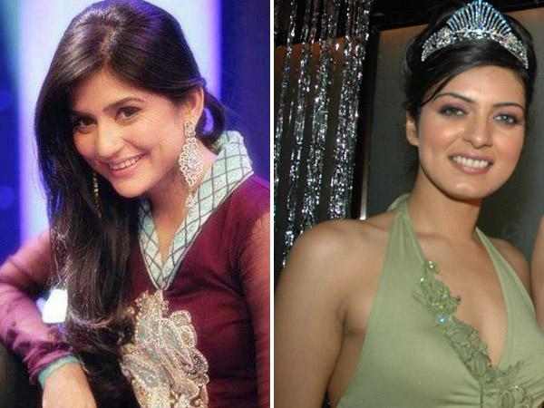 Sana Baloch and Niharika Singh