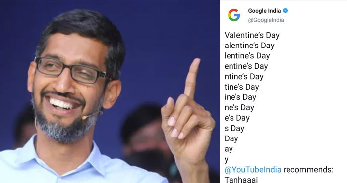 Image result for google india valentine