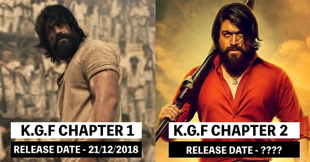 EXCLUSIVE! Yash has Finally Revealed When K.G.F Chapter 2 will be Released