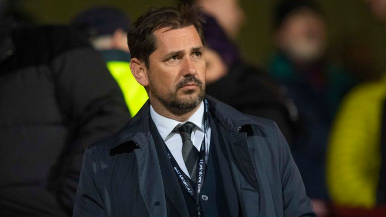 Former Celtic defender Jackie McNamara ill in hospital