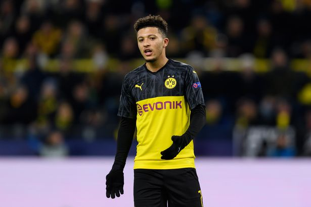 Sancho to choose Man Utd - and £200000-a-week contract