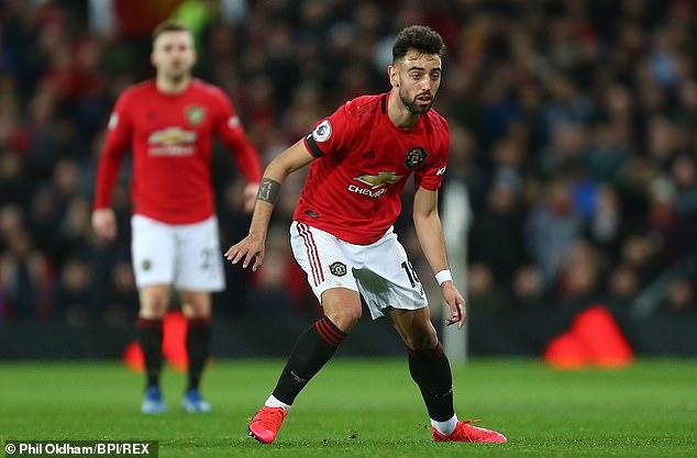 Bernardo: Fernandes can handle his Man Utd move