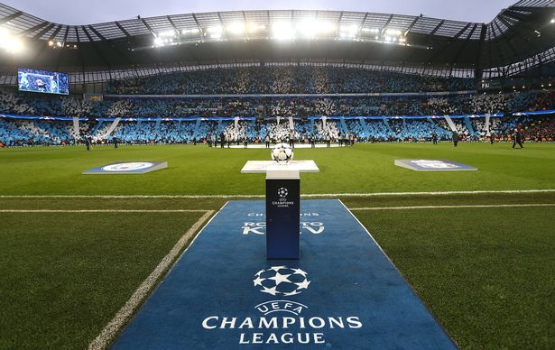 Uefa bans Manchester City for two seasons from European football