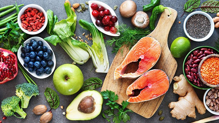 The & # 39; Mediterranean diet & # 39; healthy is good for your microbiome