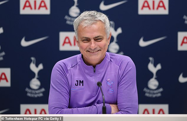 EPL: Mourinho names two surprise teams that might finish in top four
