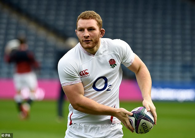 The sole positive from England's loss to France""