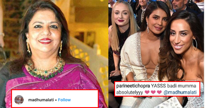 Priyanka Chopra reveals how she avoided a Grammys wardrobe malfunction