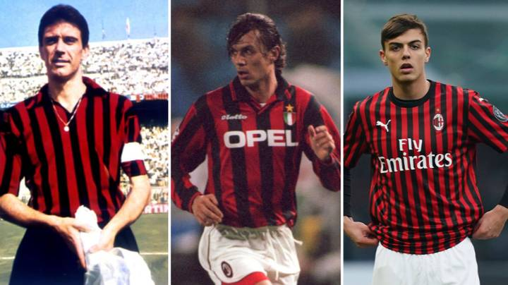 Daniel Maldini follows in father Paolo, grandfather Cesare's footsteps;  debuts for AC Milan – Wink Report