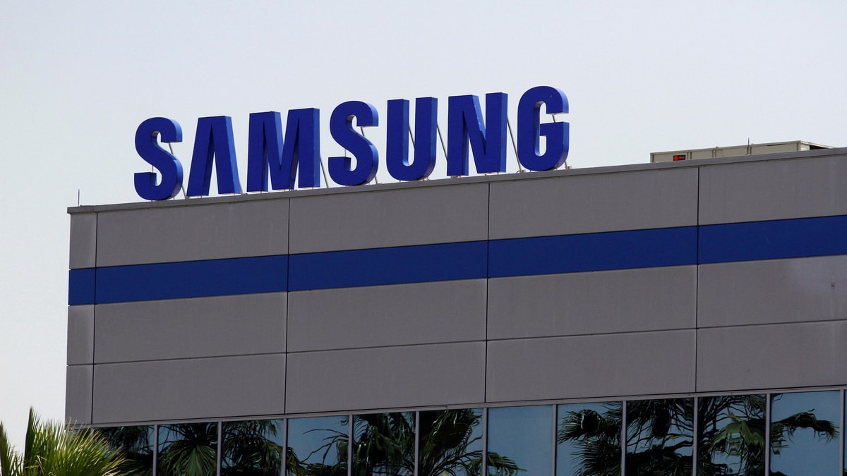 Samsung suspends smartphone factory in S.Korea again after new coronavirus case