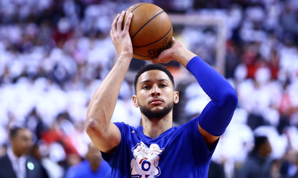 Ben Simmons Left Bucks-Sixers After Aggravating His Back Injury