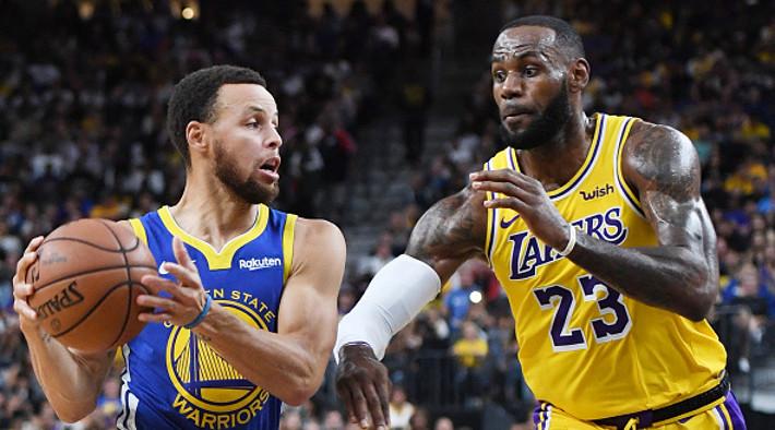 NBA Lakers, Warriors join Knicks at $4 bil value