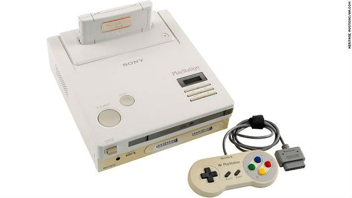 Nintendo PlayStation sells at auction for $300000