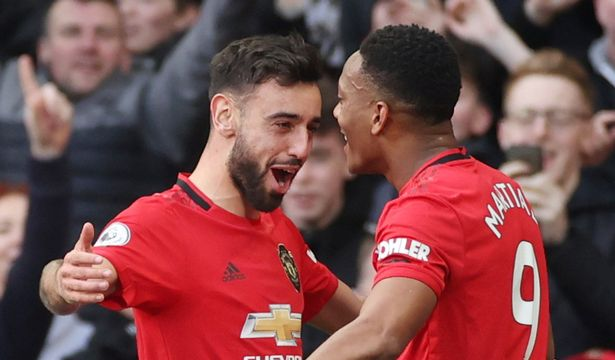 Fernandes and Martial