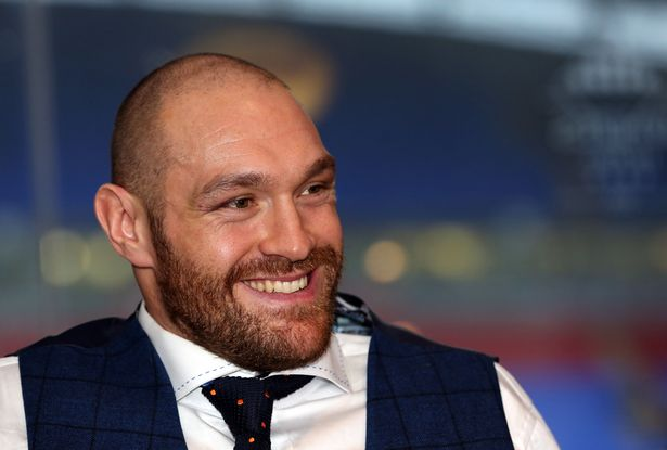 Tyson Fury: Frank Warren dismisses farmer's boar claims over Ukad case