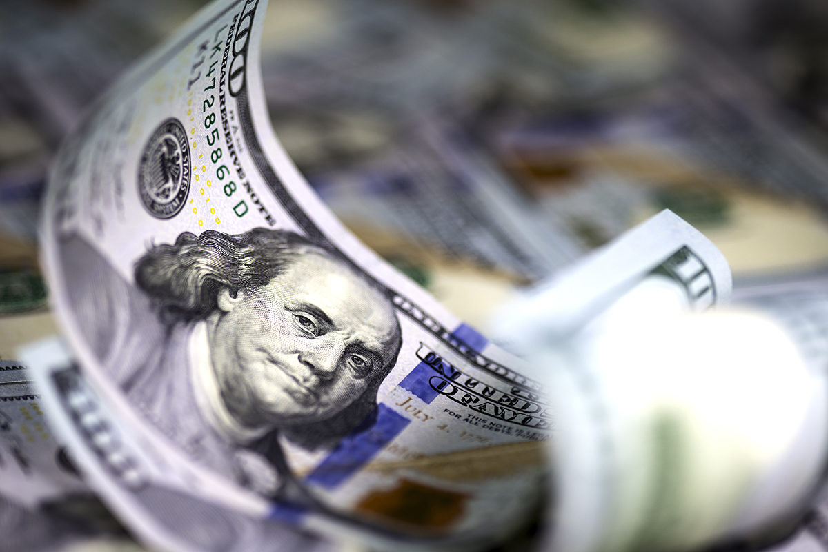 The Us Dollar Can Fall Out Of Favor If