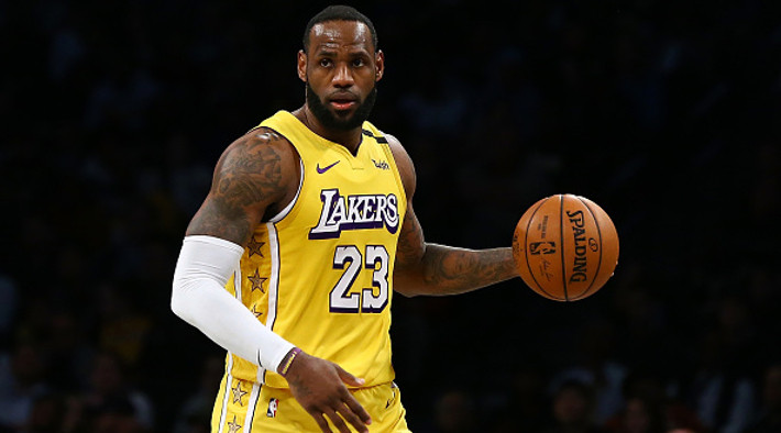 National Basketball Association tells teams to plan for empty arenas; LeBron says no way