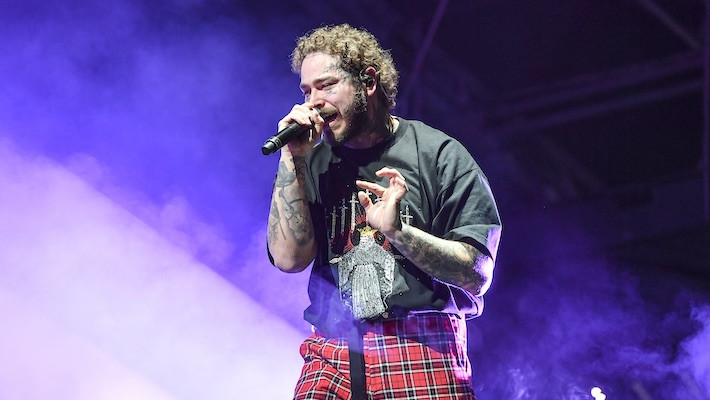 Post Malone Addresses Health Concerns, Says He's Not on Drugs