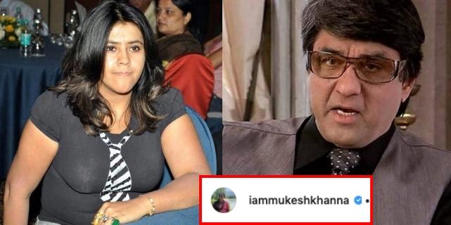 Mukesh Khanna Slams Ekta Kapoor For Murdering The Epic Mahabharat Indians Agree With Him Wink Report