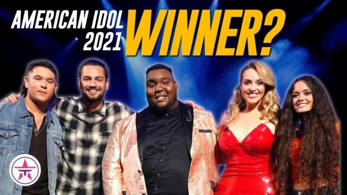 Ameircan Idol 12 2021 vote